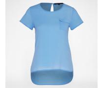 Bluse 'PLAIN POLLY' blau
