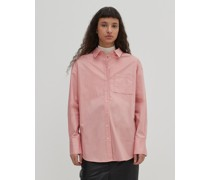 Bluse 'Gianna'  - (GOTS) pink