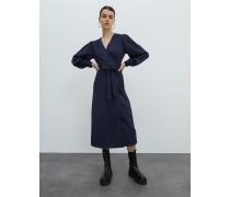 Kleid 'Maja' blau