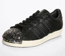 Sneaker 'Superstar 3D' schwarz