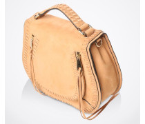 Saddle Bag 'Vanity' braun