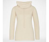 Pullover mit Wollanteil  'Maglia' beige