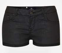 Knappe Used Shorts 'Judie' schwarz