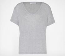 T-Shirt 'Siff' grau