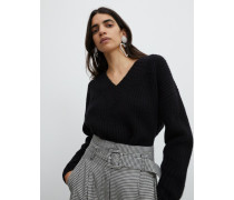 Pullover 'Claire' schwarz