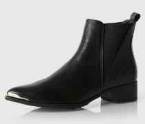 Chelsea Boots aus Leder 'BcarterX' schwarz