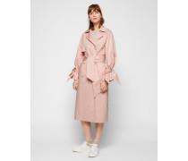 Trenchcoat 'Helena' pink