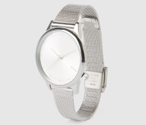 Armbanduhr 'Estelle Royale' silber