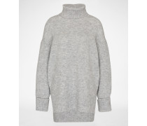 Oversized Pullover 'Meike' grau