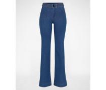 Jeans 'Jara' blau