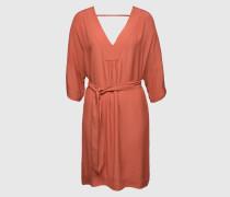 Kaftan Dress aus Viskose 'Kenya' rot