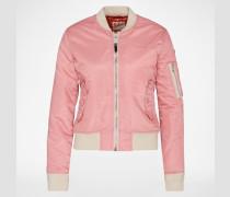 Bomberjacket pink