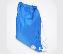 Turnbeutel 'Cinch' blau