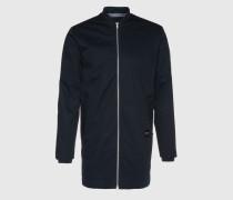 Mantel 'Balian' blau