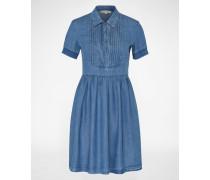 Blusenkleid 'Paulina' blau