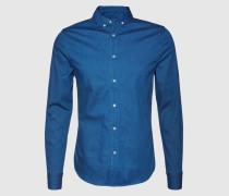 Jeanshemd blau