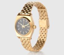 Armbanduhr 'Small Time Teller' (Gehäuse: 26 mm) gold