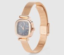 Armbanduhr 'Moneypenny Royale' bronze/pink