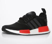 Sneaker 'NMD_R1' schwarz