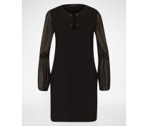 Kleid 'ML' schwarz