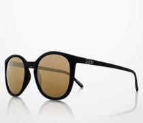 Sonnenbrille 'DIXI' schwarz