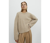 Pullover 'Grace' beige