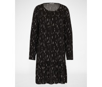 Kleid 'Kirit' schwarz