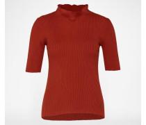 Shirt mit kurzen Ärmeln 'Margit' rot