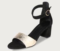 Sandale 'Classy' schwarz