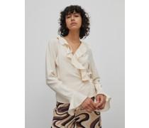 Bluse 'Skyler' beige