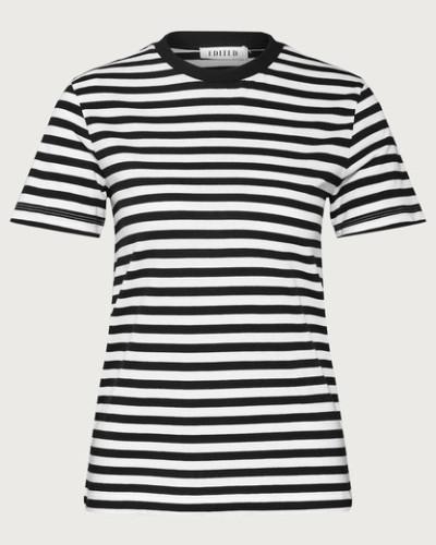 T-Shirt 'Leila' schwarz