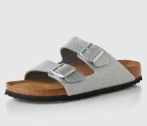 Sandale 'Arizona' silber
