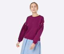 Sweatshirt 'ELLISON' lila