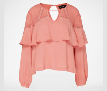 Bluse 'Little Secrets' pink