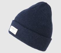 Mütze 'Liamsson' blau