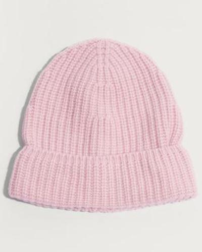 Cashmere Beanie 'Nuria' pink
