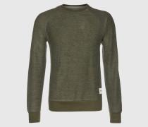 Sweatshirt 'Kenny Reversed' grün