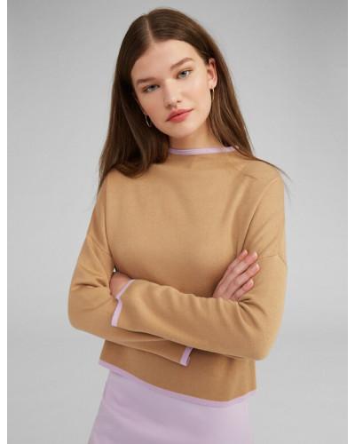 Pullover 'Darlin' beige