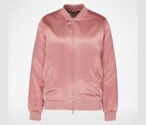 Bomber Jacke 'ADPTDIXIE' pink