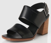 Sandalen 'Lea' schwarz