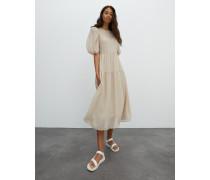 Kleid 'Ellen' beige
