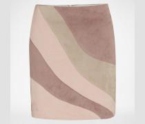 Minirock 'CIRETUS' lila/pink