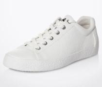 Sneaker 'Nicky' aus Leder weiß