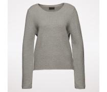 Knit 'Hilde' grau