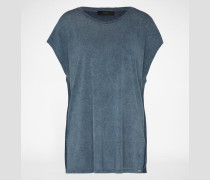 T-Shirt 'T-Serra-W' blau