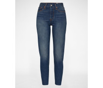 Loose Fit Denim 'Wedgie Icon Fit' blau