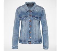 'Rock n Rolla' Jeansjacke blau