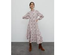 Kleid 'Pauletta' pink