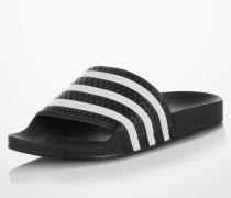 Bade-Slider 'Adilette' schwarz