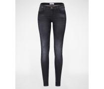 'JEA F POWER3' Skinny Jeans schwarz